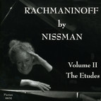 Rachmaninov by Nissman, Vol. 2: The Etudes