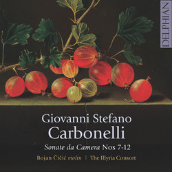 Vivaldi & Carbonelli: Works for Violin