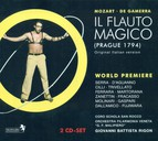 Mozart, W.A.: Zauberflote (Die) [Opera]