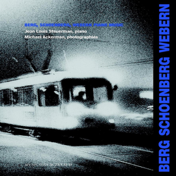 Berg, Schoenberg & Webern: Piano Music