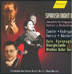 Spanish Night II - Concertos for Panpipes, Guitars & Orchestra