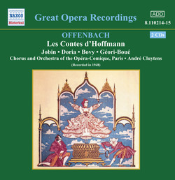 Offenbach: The Tales of Hoffmann (Opera-Comique) (1948)