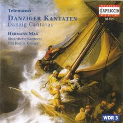Telemann, G.P.: Cantatas