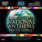 The Complete National Anthems of the World (2013 Edition), Vol. 7