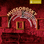 Mussorgsky: Pictures at an Exhibition, Songs and Dances of Death, Night on Bare Mountain
