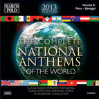 The Complete National Anthems of the World (2013 Edition), Vol. 8