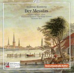 Romberg, A.J.: Messias (Der)