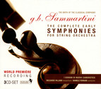 Sammartini, J.B.: The Complete Early Symphonies