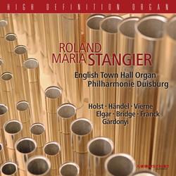 Stangier: English Town Hall Organ Philharmonie Duisburg
