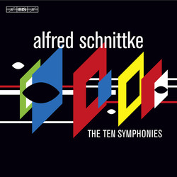 Schnittke – The Ten Symphonies