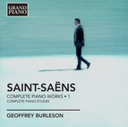 Saint-Saëns: Complete Piano Works, Vol. 1