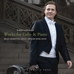 R. Schumann: Works for Cello & Piano