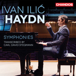Haydn: Symphonies Nos. 92, 75 & 44 (Transcr. C.D. Stegmann for Piano)
