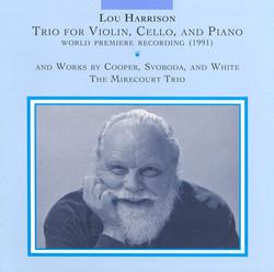 Trio America, Vol. 2 - Contemporary Piano Trios