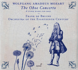 Mozart: Oboe Concerto & Other Works with Oboe