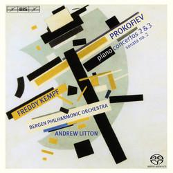 Prokofiev – Piano Concertos Nos 2 & 3