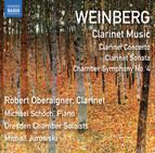 Weinberg: Clarinet & Chamber Works
