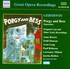 Gershwin: Porgy and Bess (Original Cast Recordings) (1935-1942)