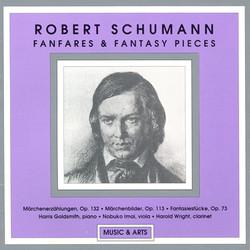 Schumann: Fairy Tale Narrations / Fairy Tales / 4 Marches / Fantasiestucke