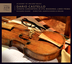 Castello: Sonate concertate in stil moderno, Vol. 1