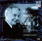 Franck, C.: Symphony in D Minor / Fauré, G.: Pelleas Et Melisande