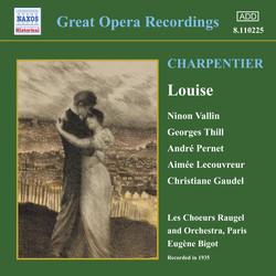Charpentier: Louise (Vallin, Thill) (1935)