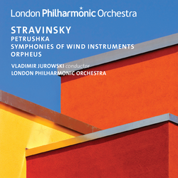 Stravinsky: Petrushka & Orpheus