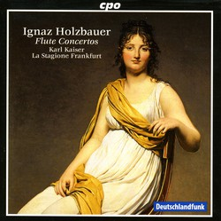 Holzbauer, I.: Flute Concertos in D Major / E Minor / A Major / D Major