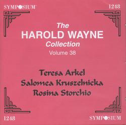 The Harold Wayne Collection, Vol. 38