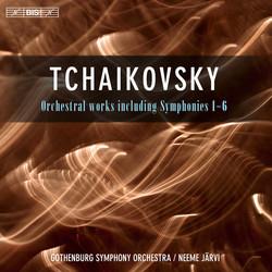 Tchaikovsky – Orchestral Works, Symphonies 1-6