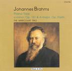 Brahms: Piano Trio No. 3 / Piano Trio in A Major