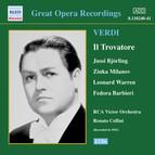 Verdi: Trovatore (Il) (Bjorling, Milanov, Cellini) (1952)