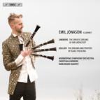 Emil Jonason plays Lindberg and Golijov