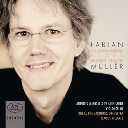 Muller: Eiger, Concerto for Orchestra & Double Concerto for 2 Cellos