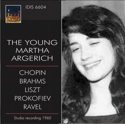The Young Martha Argerich (1960)