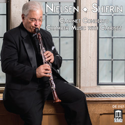 Nielsen: Clarinet Concerto & Chamber Music with Clarinet