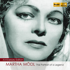 Martha Mödl: The Portrait of a Legend (1950-1982)