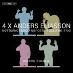 4 X Anders Eliasson - Chamber Works