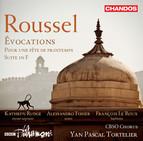 Roussel: Évocations, Pour une fête de printemps & Suite in F Major