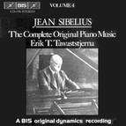 Sibelius - Complete Original Piano Music, Vol.4