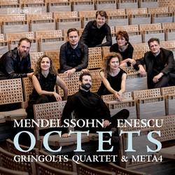 Mendelssohn & Enescu - Octets