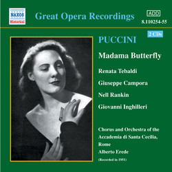 Puccini: Madama Butterfly (Tebaldi) (1951)