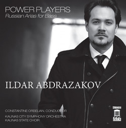 Power Players: Russian Arias for Bass