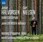 Halvorsen, Nielsen & Svendson: Music for Violin & Orchestra