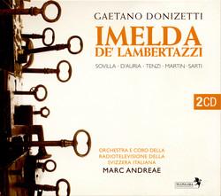 Donizetti, G.: Imelda De' Lambertazzi [Opera]