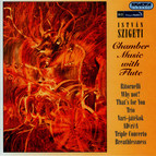 Szigeti: Ritornelli / Why Not? / That's for You / Trio / Vari Jatekok / Ad(Ri)A / Triple Concerto