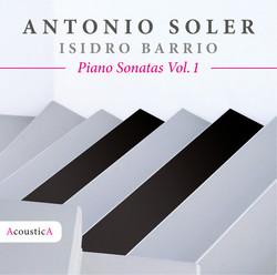 Soler: Piano Sonatas, Vol. 1