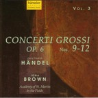 Georg Friedrich Händel - Concerti Grossi op. 6 Nos. 9-12