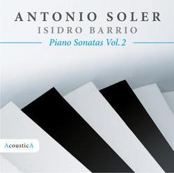 Soler: Piano Sonatas, Vol. 2
