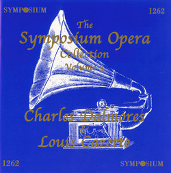 The Symposium Opera Collection, Vol. 3 (1907-1922)